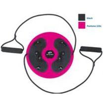 Twister Spokey WILD TWIST, Gumy s elastickými úchytmi z Penk polyetylénovej uľahčujúce držanie rovnováhy počas cvičenia