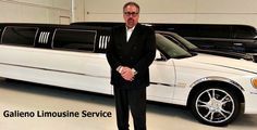 Galieno Limousine Service 20% OFF LIMO SERVICE! Not valid with any other offer. Expires 9/18/2015.