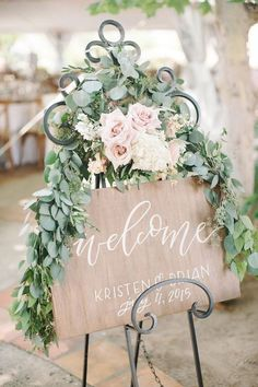 outdoor wedding ceremony idea via john schnack photography