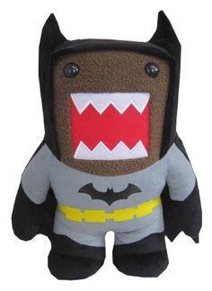 "Domo Batman Small 6"" Plush, Black Domo http://www.amazon.com/dp/B00DI0PCTI/ref=cm_sw_r_pi_dp_iuu6ub0N1T4V0"