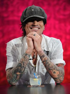 <3 Tommy Lee