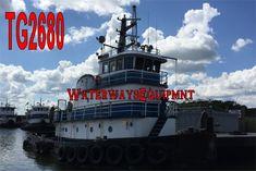 2400 HP ocean tug is available for sale. Ocean, Movies, Movie Posters, Films, Film Poster, The Ocean, Cinema, Movie, Film