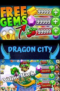 7 Ideas De Dragon City Dragon City Hack De Gemas Como Tener Dinero