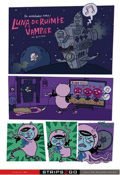 Luna de Ruimtevampier - Yasmin Sheikh