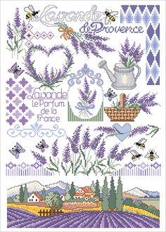 Four seasons cross stitch embr Cross Stitch Pictures, Cross Stitch Heart, Cross Stitch Cards, Cross Stitch Borders, Cross Stitch Flowers, Cross Stitch Designs, Cross Stitching, Cross Stitch Embroidery, Embroidery Patterns