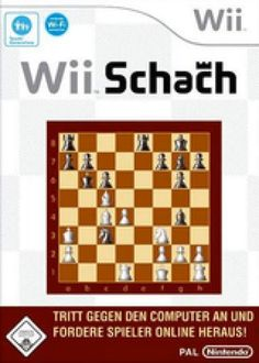 Nintendo wii #spiel - #schach / #chess (boxed),  View more on the LINK: http://www.zeppy.io/product/gb/2/121572435121/