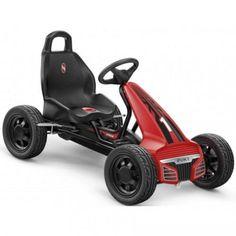 #Puky go cart f 550 l nero/rosso (3640)  ad Euro 299.00 in #Puky #Giochi allaperto