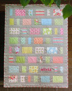 I really want to learn how to quilt. I have a sewing machine, but it's collecting dust in my closet =(