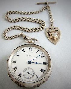 Ashton-Blakey - Vintage Watches & Pocket Watches I We Buy & Sell Vintage Military Watches, Vintage Watches For Sale, Antique Watches, Old Pocket Watches, Pocket Watch Antique, Best Watches For Men, Luxury Watches For Men, Stylish Watches, Cool Watches
