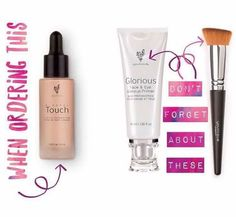 Can't have one without the other! #younique                              www.youniqueproducts.com/meshaghhall