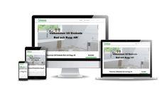Exempel på snygg hemsida till byggfirma Enskede Bygg Webbdesigner Annika Vallgren från webbyrån Hjälp med hemsidan  Besök gärna min hemsida för att se fler hemsidor jag har gjort: https://www.hjalpmedhemsidan.se/portfolio #hjalpmedhemsidan