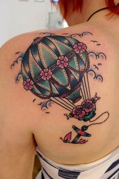 Something about this tat...really pretty