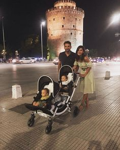 Exploring Thessaloniki  #thessaloniki #greece #citybreak #exploring #greekbeauties #travelwithkids #familygoals #parentsoftwins #momoftwins #happyus Thessaloniki, City Break, Family Goals, Travel With Kids, Exploring, Baby Strollers, Greece, Twins, Parenting
