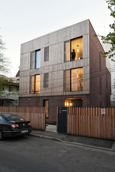 Gallery of Single family House - Tolstoi str. / Outline Architecture Office - 6