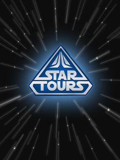 """Star Tours - Star Wars - Project Life Filler Card - Scrapbooking ~~~~~~~~~ Size: 3x4"""" @ 300 dpi. This card is **Personal use only - NOT for sale/resale** Logo belongs to Disney. ***"""
