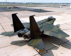 F-15E Eagle Dual-Role Fighter