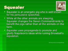 characteristics of mollie in animal farm