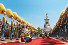 'God save The Minions'