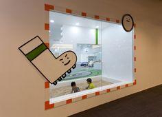 Gioca Scape Café di Maum monolocale, Seoul - Corea del Sud »Retail Design Blog