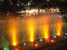 Seasonal 彩の戯(さいのぎ): 踊る噴水 2007-05-17