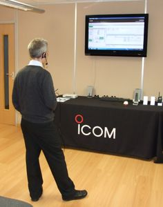 Wireless Magazine recently visited Icom UK to see our forthcoming IP Based radio system, demonstrated by our Systems & Sales Support Engineer, Phil Holmes.  You can read the article here: http://www.wireless-mag.com/ezine/WIRELESSJanFeb2014/#/36/