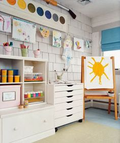 art wall kids toy room