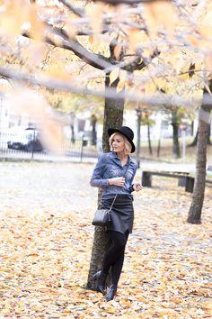 Уличная мода: Уличная мода Норвегии от Кэролайн Берг Эриксен
