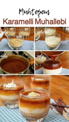 Caramel Custard (with video) - Yummy Recipes Grilled Desserts, Grilled Fruit, No Bake Desserts, Easy Desserts, Apple Monkey Bread, Grilled Bananas, 3 Ingredient Desserts, Turkish Recipes, Italian Recipes