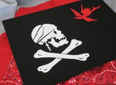 archive of pirate activities - goes along well with Time Traveler's explorers/pirate lesson