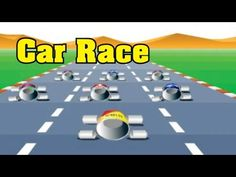 Police Car Race Part Racing Cars Games For Kids Video For