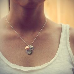 gorgeous personalized necklace