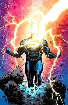 Shazam Superman Future's End Superhero Characters, Comic Book Characters, Comic Book Heroes, Comic Character, Comic Books Art, Comic Art, Comic Pics, Marvel Dc Comics, Dc Comics Art
