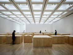 国立新美術館 加山又造展会場構成 | office of kumiko inui