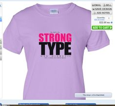 Type 1 Diabetes does not have to be a weakness. Anyone that can put up with it is a lot stronger than most!