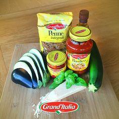 Een gezonde klassieker! Welke #pastacreatie maak jij met Penne, Pecorino, gegrilde paprika's en basilicum?