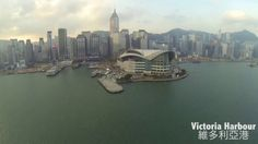 VIDEO: The ABSOLUTE BEST drone video of Hong Kong EVER!