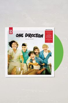 One Direction - Up All Night Limited LP   Urban Outfitters One Direction, Vinyl Music, Vinyl Records, Rap Album Covers, Vinyl Record Collection, Rap Albums, What Makes You Beautiful, Everything About You, Debut Album