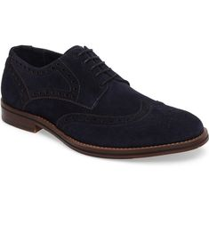 Main Image - Kenneth Cole New York Wingtip (Men) size: 9