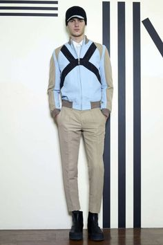 The Kenzo 2013 F/W Preview Stays True to its Roots #coats #mensfashion trendhunter.com