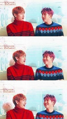 Namjoon&Taehyung