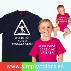 23c2e11bec2 Conjuntos de camisetas personalizadas para papa y los peques. Regalos para  papa y para el Día del Padre.