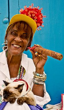 Bucket list: smoke a real Cuban cigar.
