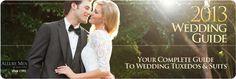 Tuxedo Guide for Wedding Season 2013!