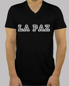 En venta camisetas de La Paz