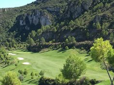Alhaurin Golf & Hotel Resort in Alhaurín el Grande, Andalucía.  28/9/2015 Played with U3a. Stunning course, quite hilly, with some real challenges.  Had to keep buggies on paths which made it even more difficult. I played well & won the ladies section 32 points.