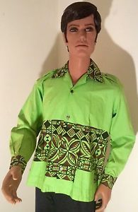 Cotton Vintage Casual Shirts for Men Vintage Hawaiian Shirts, Pin Up Style, Custom Clothes, Casual Shirts For Men, Rockabilly, 1940s, Quilt Patterns, Safari, Lounge