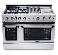 La cocina: Quiero la estufa