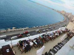 الإسكندرية ♥️ Alexandria Egypt, Alexandria City, Sinai Peninsula, Visit Egypt, Mediterranean Sea, Winter Time, Travel Pictures, Dolores Park, Africa