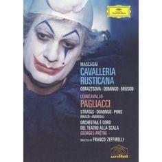 I'm learning all about Universal Mascagni: Cavalleria Rusticana Pretre/Leoncavallo: Pagliacci Pretre (new) at @Influenster!