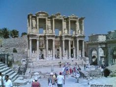 Ephesus Ancient Roman City Turkey